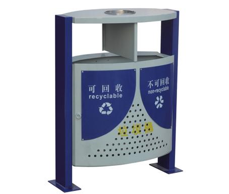冲孔垃圾桶系列-嘉兴交通设施|嘉兴苏阳交通设施有